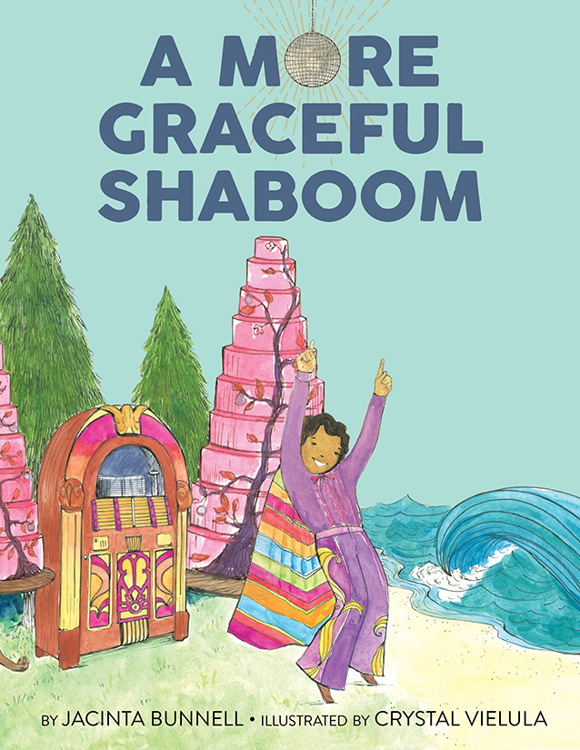 Imagination and Community in Two New Picture Books with Nonbinary and Gender Creative Characters Creative fun! Posted on October 26, 2020 Two new picture books show us nonbinary and gender creative kids having adventures in their fun, welcoming, queer and sometimes magical communities. Hooray, What a Day - A More Graceful Shaboom A More Graceful Shaboom - Jacinta Bunnell