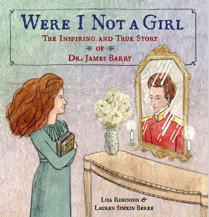Were I Not a Girl - Lisa Robinson