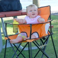 Ciao! Baby Portable High Chair - Mom Blog Society