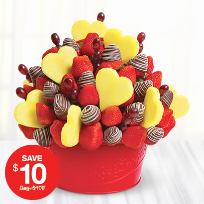 Edible Arrangements For Valentines Day Mom Blog Society