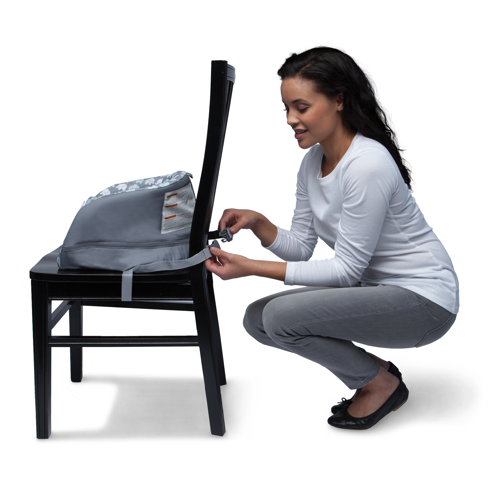 boppy baby chair skyline furniture armless accent give your the comfort he or she needs with