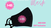 MOMBOSS BRANDED MASK