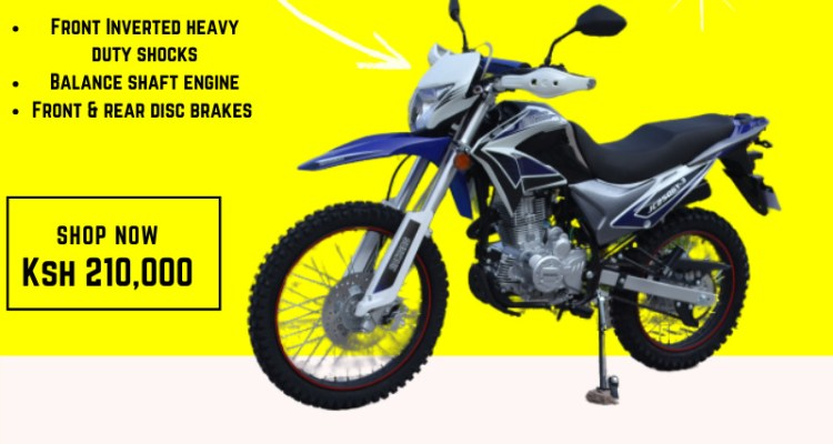 JC 250 GY-3 YOUR OFF-ROAD COMPANION
