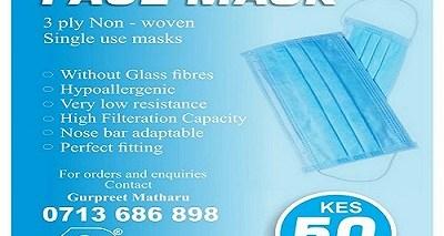 Surgical Use Face Masks