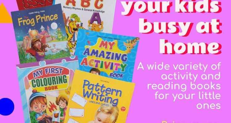 Kiddie Books