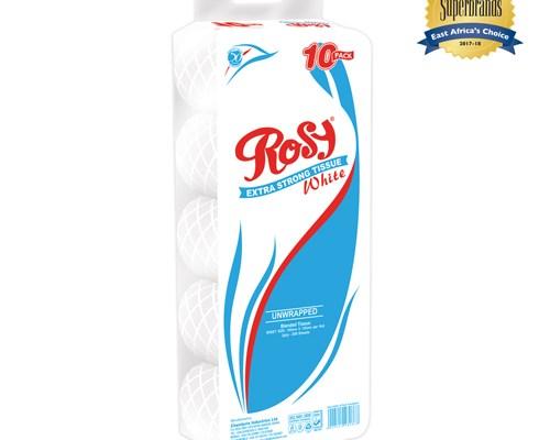 Rosy Toilet Tissue