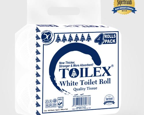 Toilex Toilet Tissue