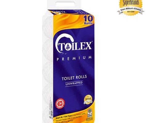 Toilex Toilet Tissue – Premium
