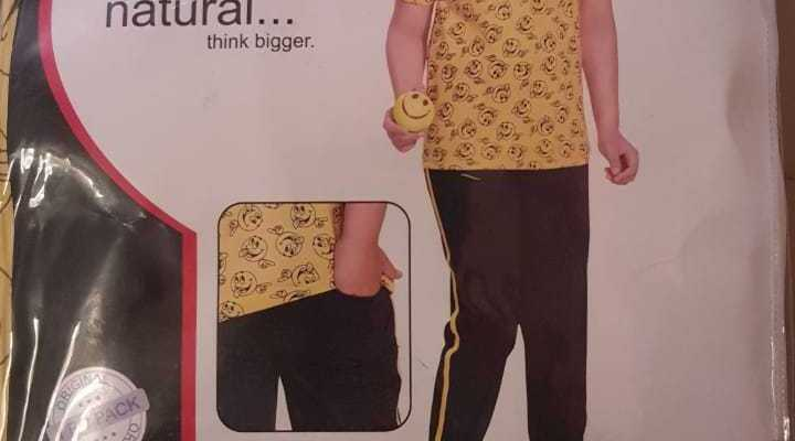 Boys night wear