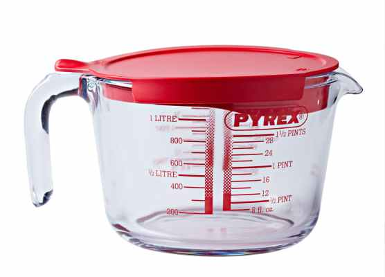 Pyrex Measuring Jugs – 1 litre