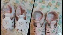 Bear feet sandals