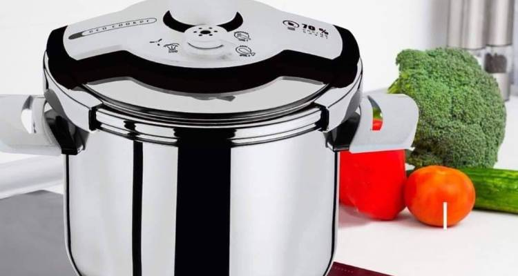 Arshia One-Touch Pressure Cooker (10 ltr)
