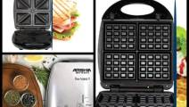 Arshia 3 In 1 Sandwich Maker
