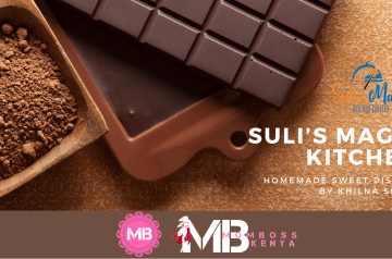 HOMEMADE SWEET DISHES – by Sulis Magic Kitchen