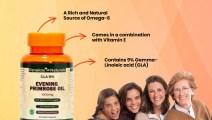 Evening Primrose Oil for Women's health