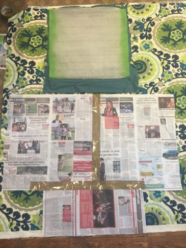 newspaper pattern 1