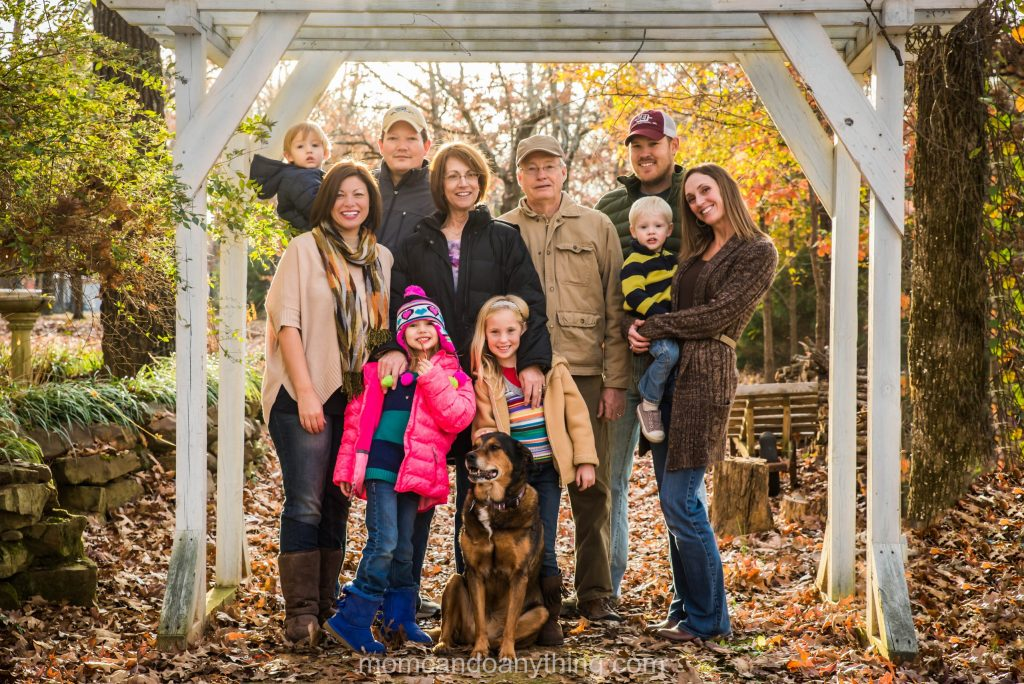 How To Take Your Own Family Portraits