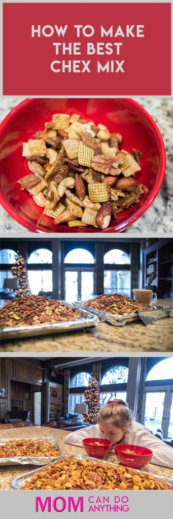 How to Make the Best Chex Mix