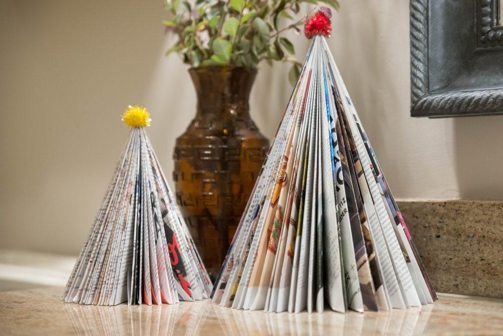 Christmas Craft Magazine Christmas Trees