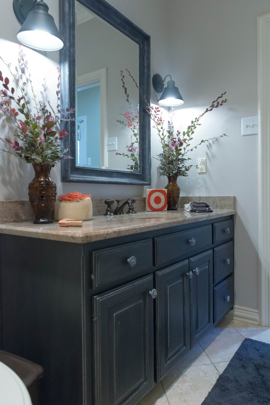 How to Paint Cabinets with Chalk Paint
