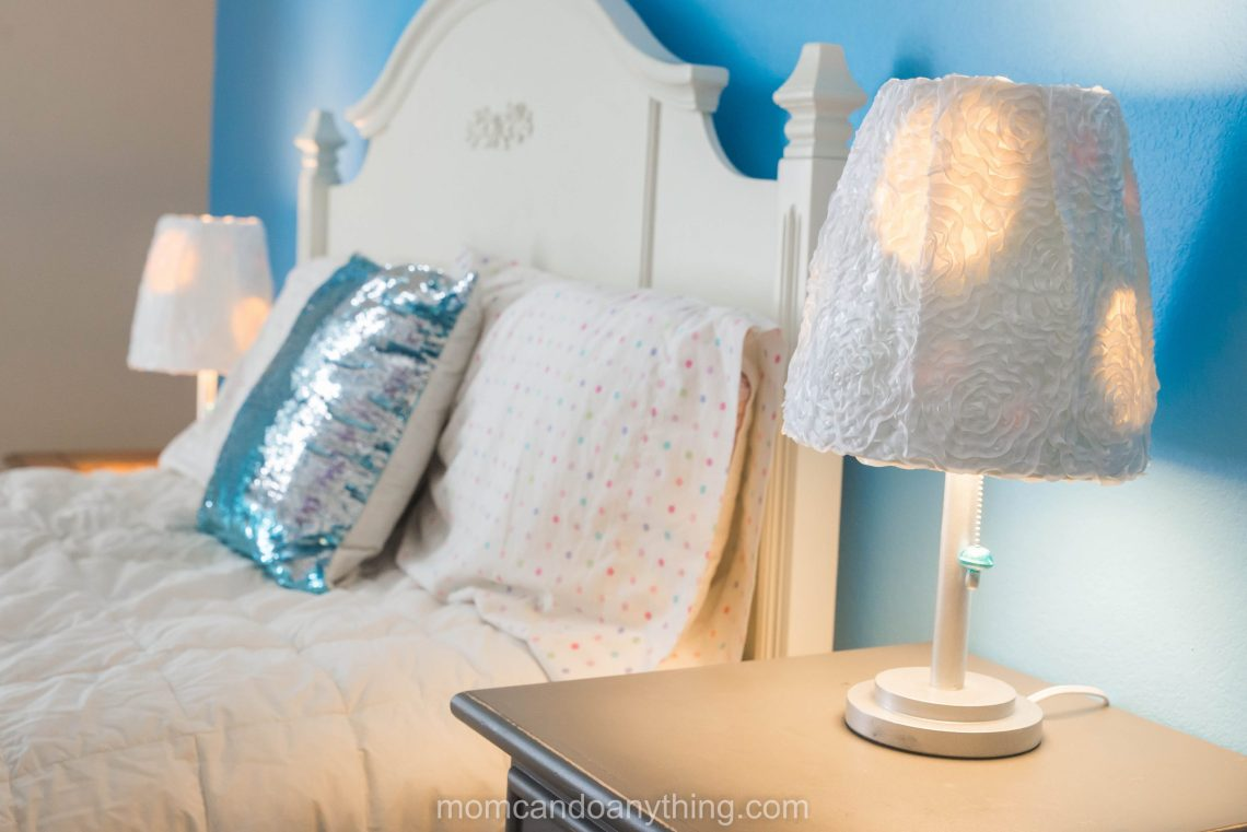 DIY Lamp Makeover