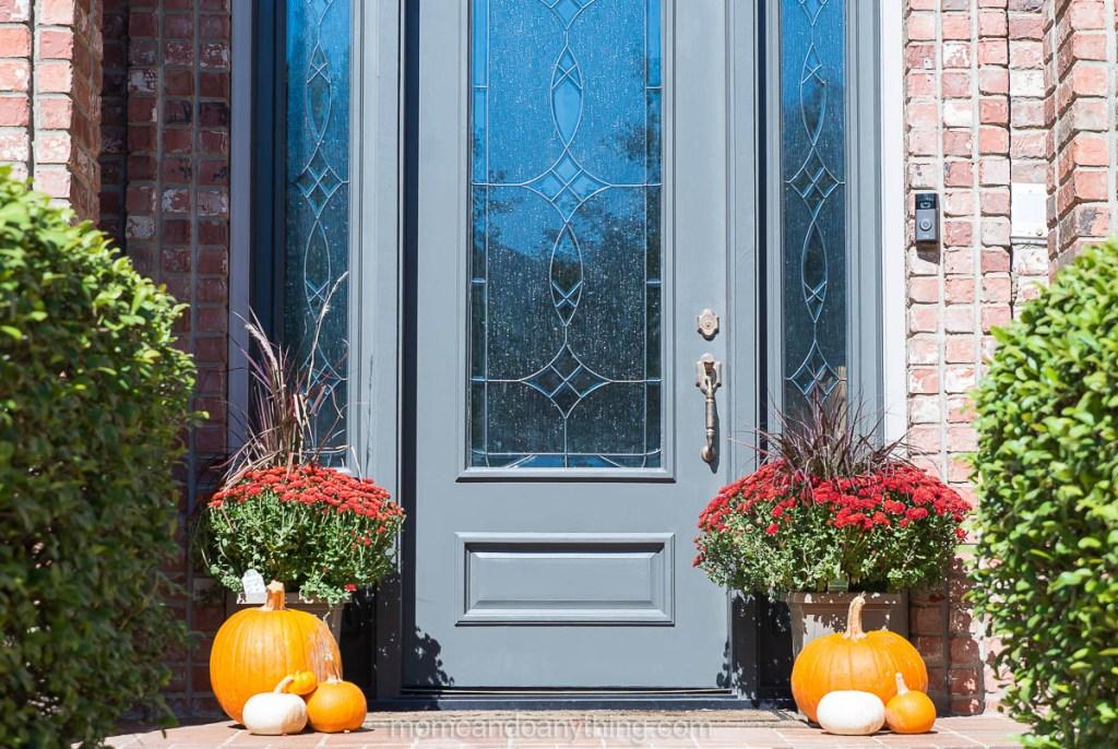 Paint your front door