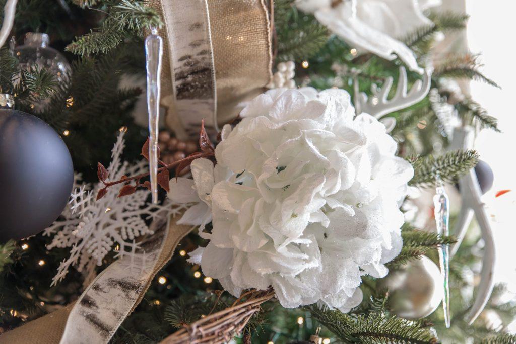 Floral Christmas Decor