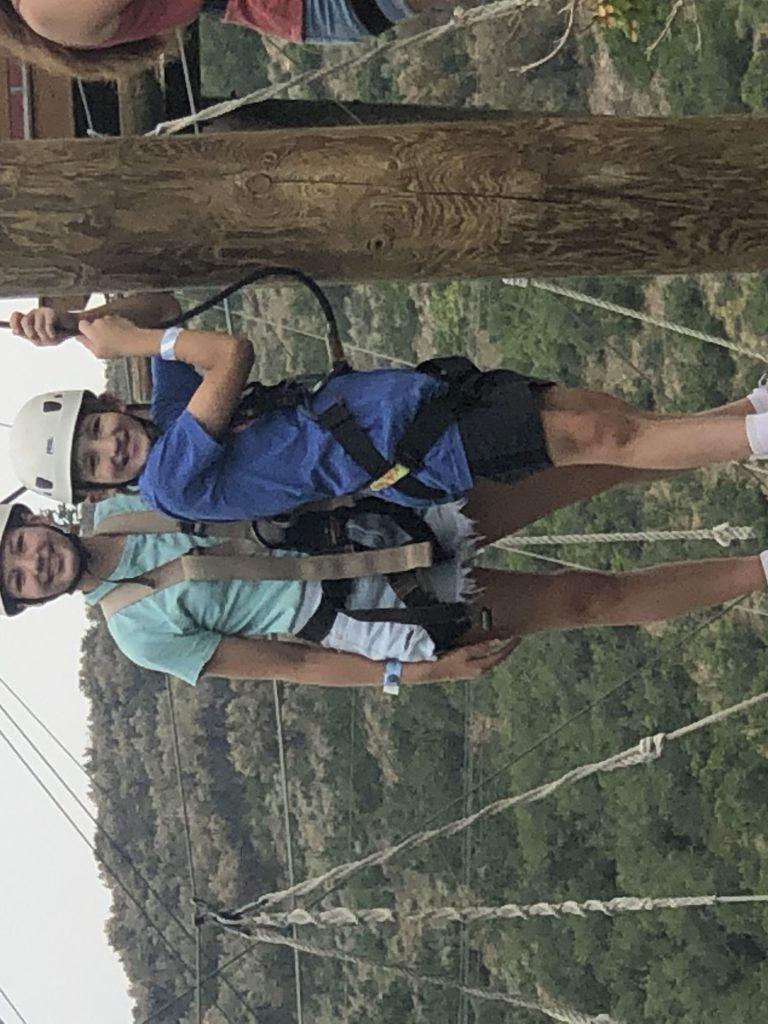 Ropes Course in Utah