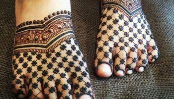 Subtle Net Mehndi Design Full Arm Bridal Mehndi Designs Mehndi
