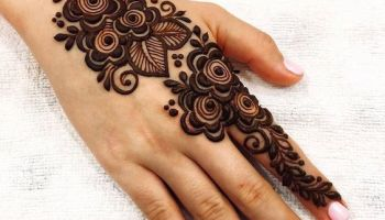 Simple Back Side Hand Mehandi Designs Easy Mehndi Design,Short Black Female Fade Haircut Designs