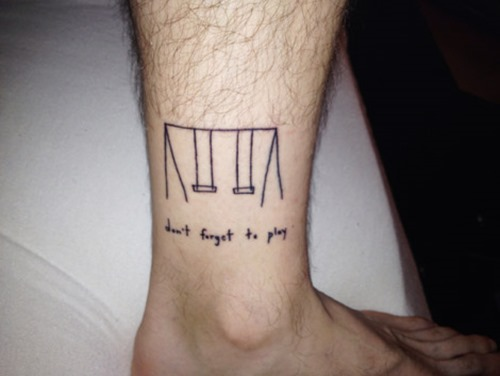 Unique Abstract Simple Tattoo Designs