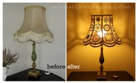 Homemade Lamp Shades Ideas - Home Design