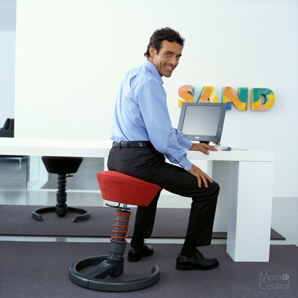 Sitting Healthy and Happy The Swopper Classic Office