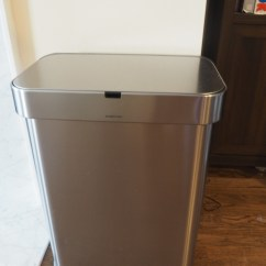 Simplehuman Kitchen Trash Can Fisher Price Loving Family The Ultimate From Mom Central