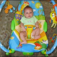 Tiny Love Bouncer Chair Covers Hire Manchester A Gymini Giveaway Seat For My Bouncing Baby Mom Central In