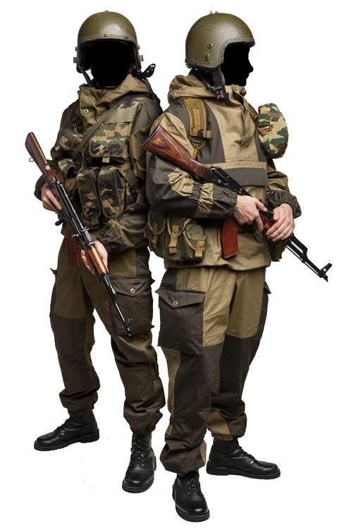 ロシア軍のゴルカ