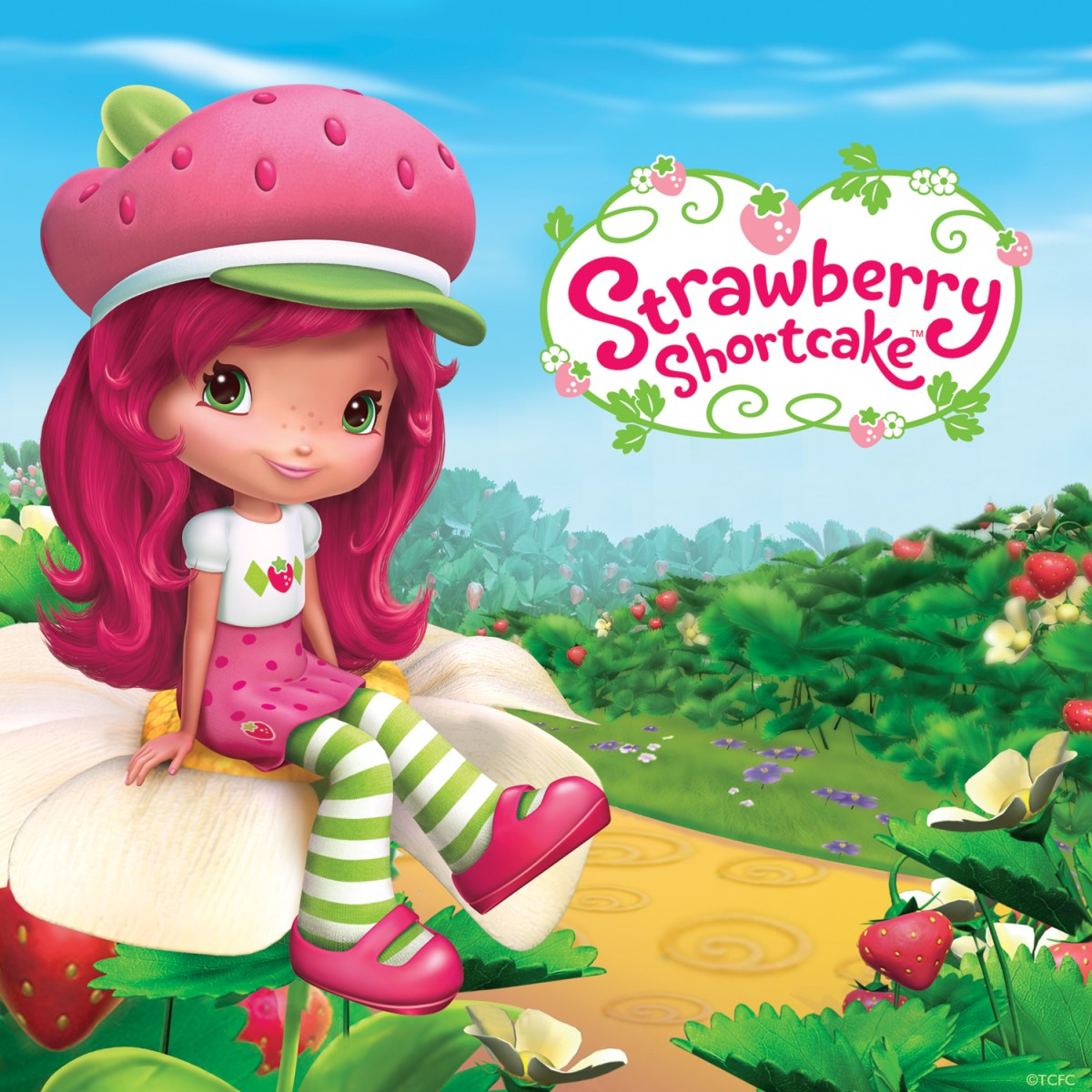 Strawberry Shortcake turns 30!