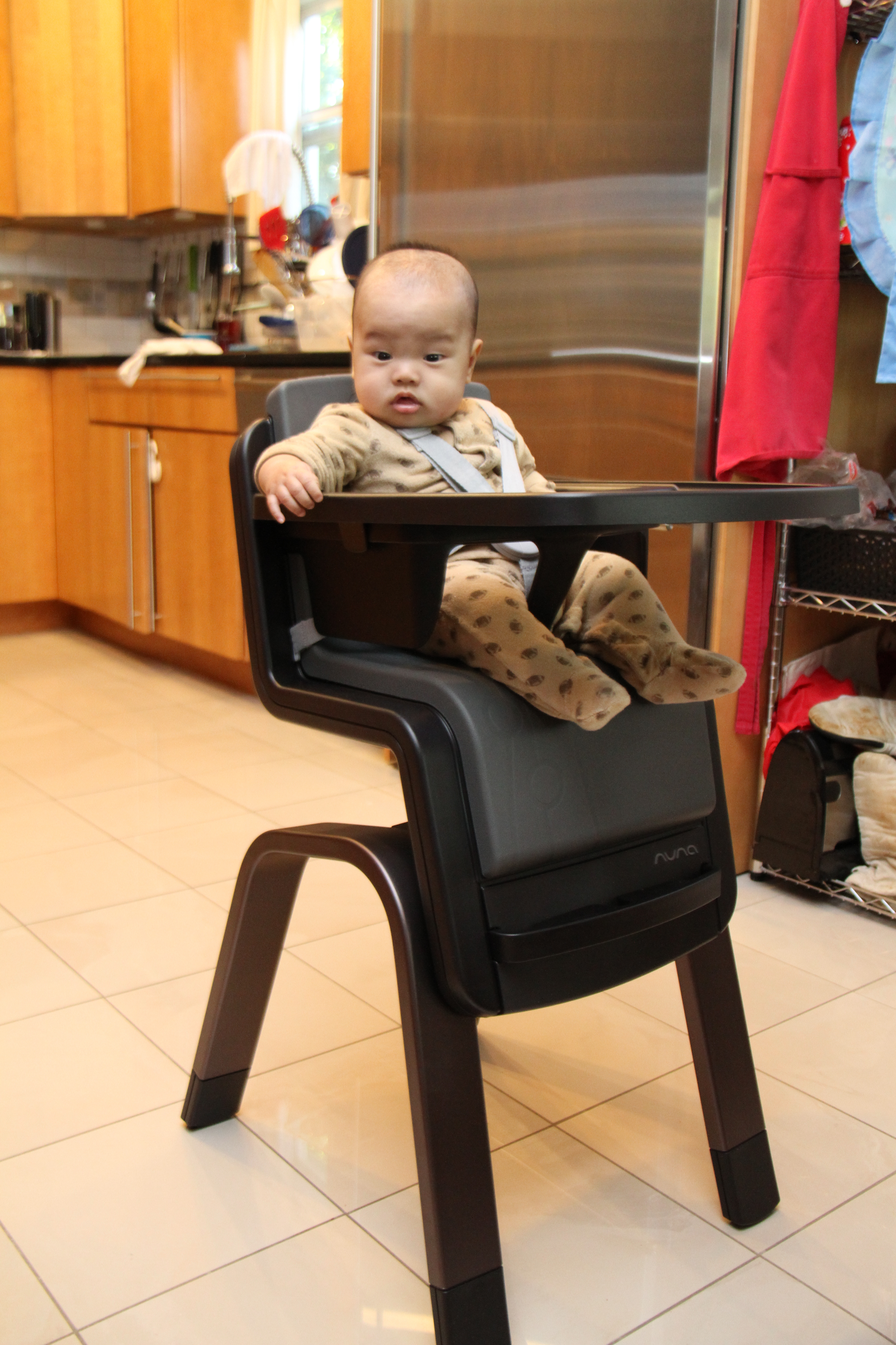 Nuna Zaaz High Chair Review Nuna Zaaz High Chair Mom Confessionals By