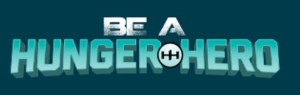 Be a Hunger Hero logo