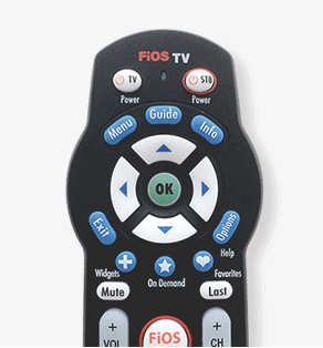 FiOS TV Interactive Media Guide and How to Replace a Broken Remote