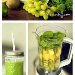 Go green with a green smoothie