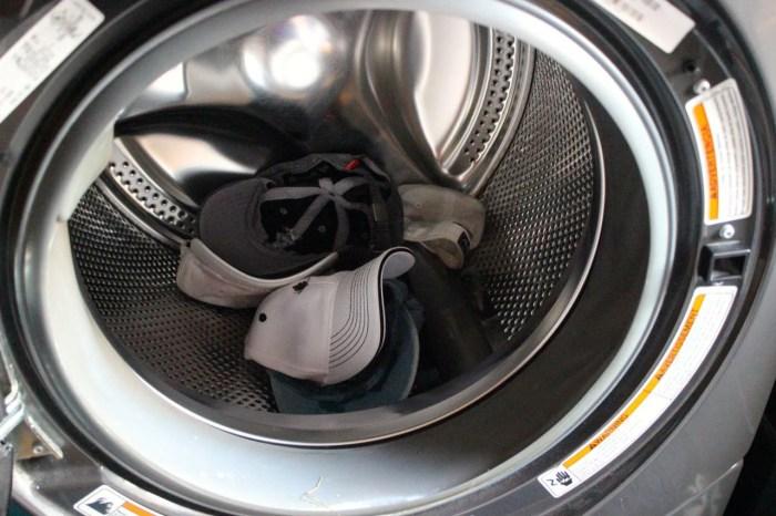 wash ball caps