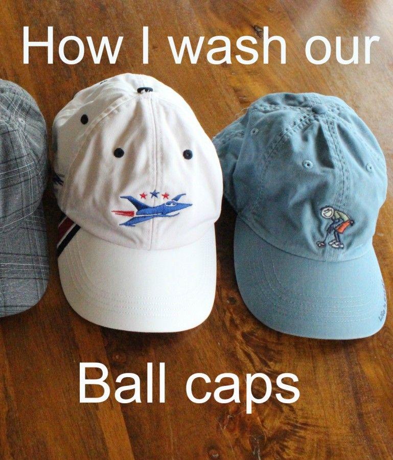 wash hats