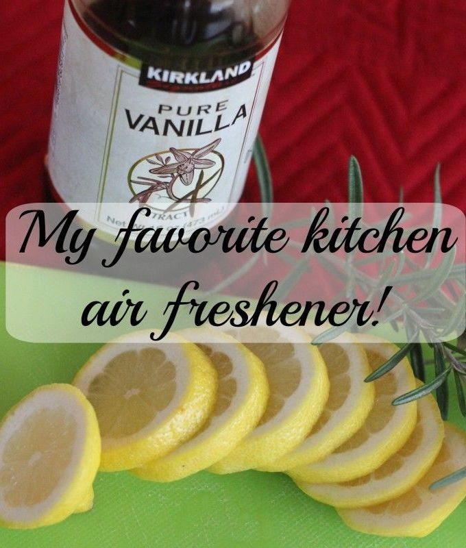 Make your home smell wonderful – my air freshener.
