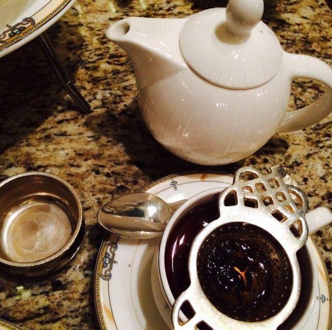 Tea at The Drake Hotel