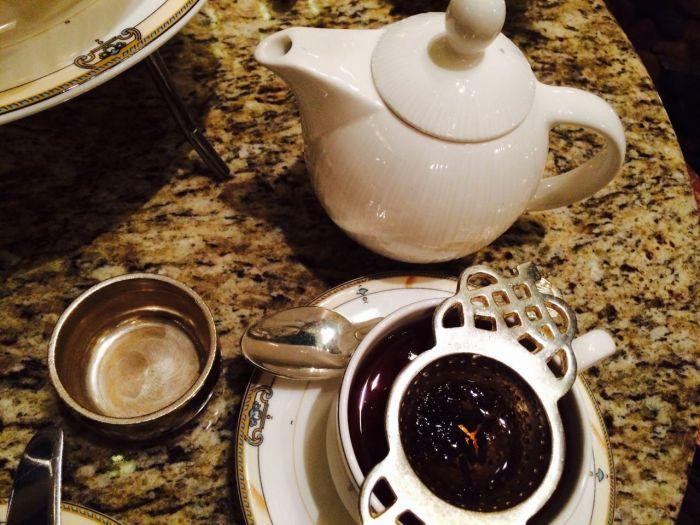 Tea at The Drake