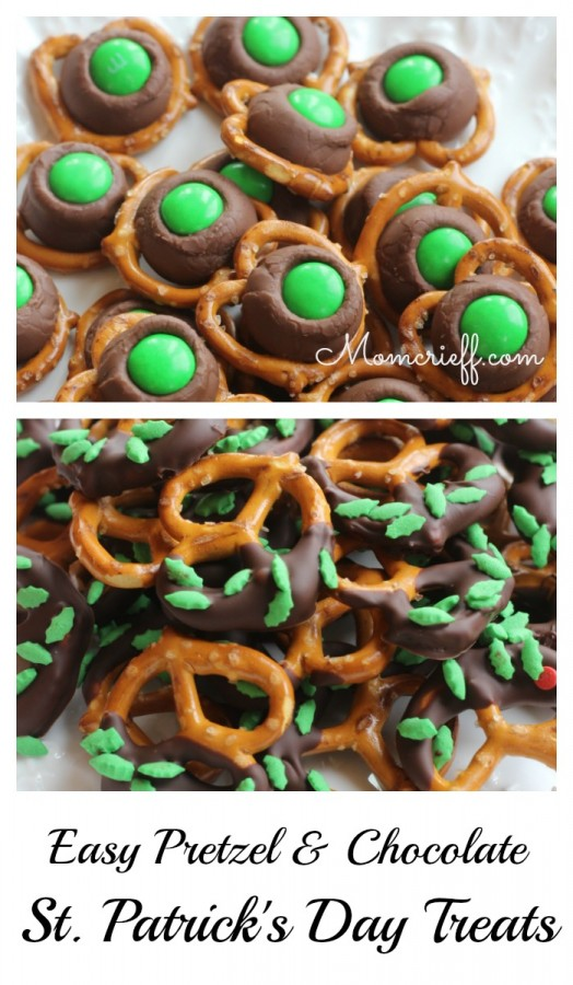 Easiest St. Patrick's Day Treats!
