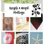 Winter Stencil Challenge