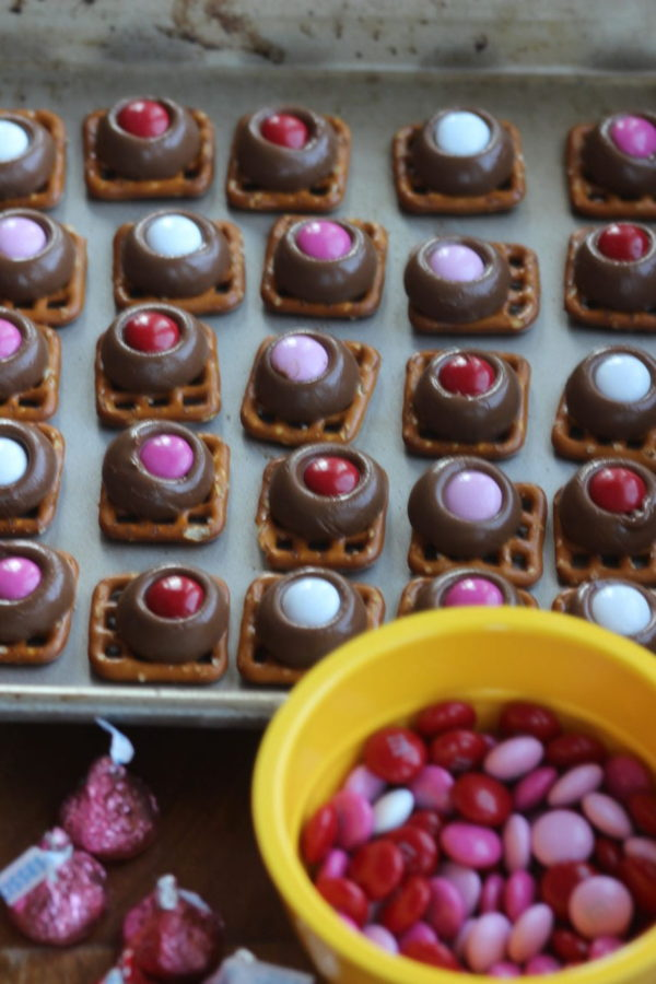 Easy Valentines Treats!