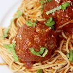 favorite meatball recipe for spaghetti